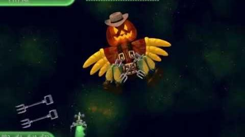 Chicken Invaders 5 Halloween Edition Official Trailer