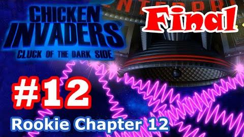 Chicken Invaders 5 - Part 12 Rookie Final Chapter 12 (No Death)