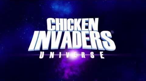 Chicken Invaders Universe - Teaser 1