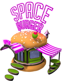 SpaceBurgerStore