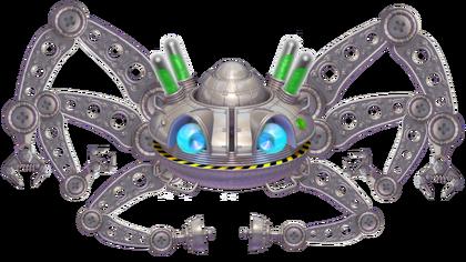CI4 SpaceCrab 3