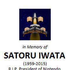 CI5 Satoru Iwata Tribute Paintjob (13/07/2015 - 18/09/2015)