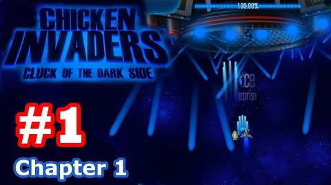 Chicken Invaders 5 - Part 1 Rookie Chapter 1 (No Death)