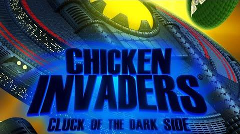 Chicken Invaders 5 Cluck of the Dark Side - TRAILER
