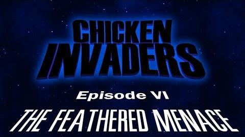 (FANMADE) Chicken Invaders 6 Opening Crawl