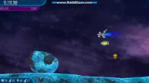 Chicken Invaders 5 Cluck of The Dark Side - Eta Astropelecae