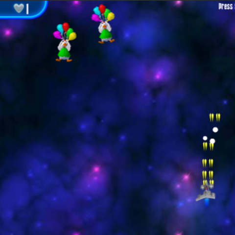 Wave X2 in action with the 4th Power Level shown.