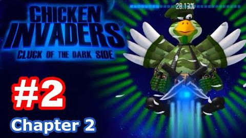 Chicken Invaders 5 - Part 2 Rookie Chapter 2 (No Death)