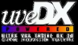 UveDX logo