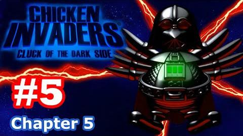 Chicken Invaders 5 - Part 5 Rookie Chapter 5 (No Death)