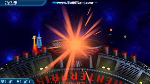 Chicken Invaders 5 - Daredevil Challenge Level 5 Firepower only (Wave 118 - Wave 120)-0