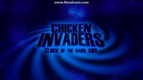 Chicken Invaders 5 Cluck of The Dark Side - Intro