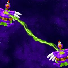 Infinity Chickens.