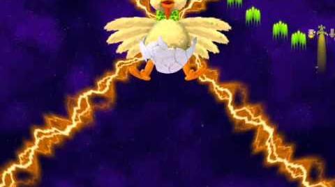 Chicken Invaders 4 Easter All Bosses (Final Boss) ENDING