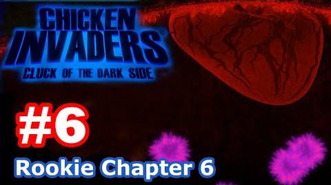Chicken Invaders 5 - Part 6 Rookie Chapter 6 (No Death)