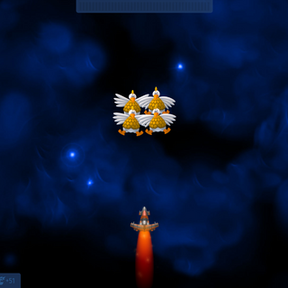 The background used in-game in <i>Universe</i>.