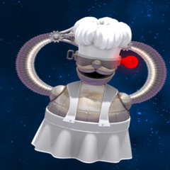 Iron Chef.