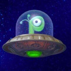 An Alien.