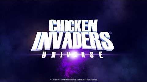 Chicken Invaders Universe - Teaser 2-0