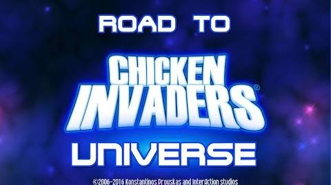 Road to Chicken Invaders Universe – The Call to War (Fan Trailer)