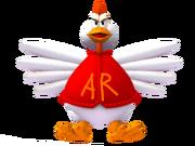 Absolver chicken