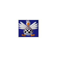 Checkered Chicken