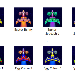 Easter Series Paintjob (10/04/2015 - 17/04/2015)