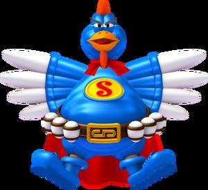 CI4 SuperChick