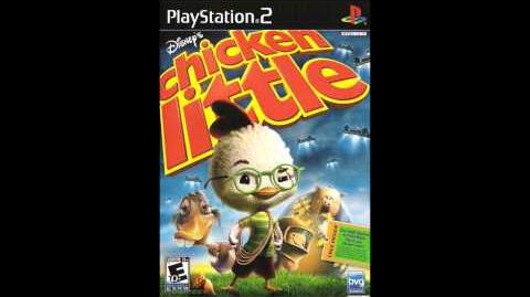 Chicken Little Game Soundtrack - Dodgeball Hall