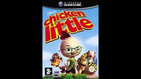 Chicken Little Game Soundtrack - Late for School (Alternate)