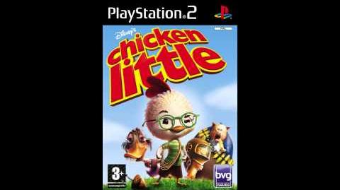Chicken Little Game Soundtrack - The Cannon
