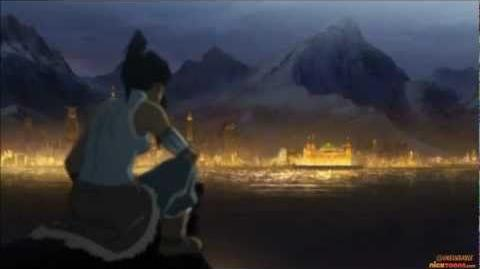 Last Airbender Legend of Korra Official SDCC Trailer - (Audio Fixed)