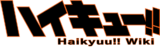 Haikyuu-wiki-wordmark