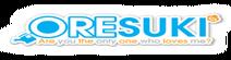 Oresuki-wordmark
