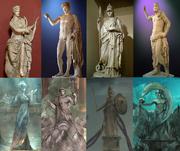 Четверо и божества