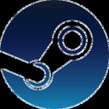 Лого Steam