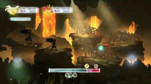 Child of Light - Showstopper Trophy -PS4 Gameplay HD-