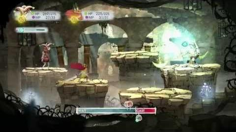 Child of Light - Oengus's Plight -PS4 Gameplay HD-
