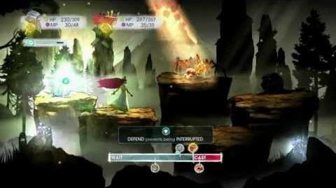 Child of Light - The Lost Lights -PS4 Gameplay HD-