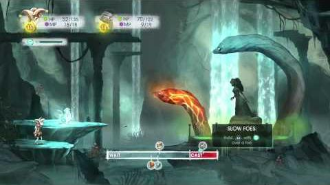 Child of Light - Winged Fury Trophy -PS4 Gameplay HD-