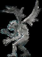 Крылатая гаргулья