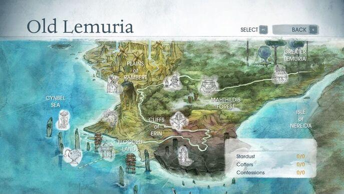 Map of Lemuria-0