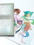 Bonus manga cover 2