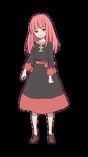 Aima Anime Design
