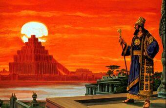 Image result for king nebuchadnezzar