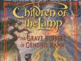 The Grave Robbers of Genghis Khan