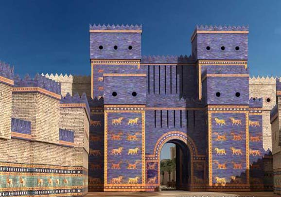 ishtar gate the children of the lamp wiki fandom powered by wikia