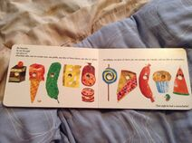 The Very Hungry Caterpillar (9)