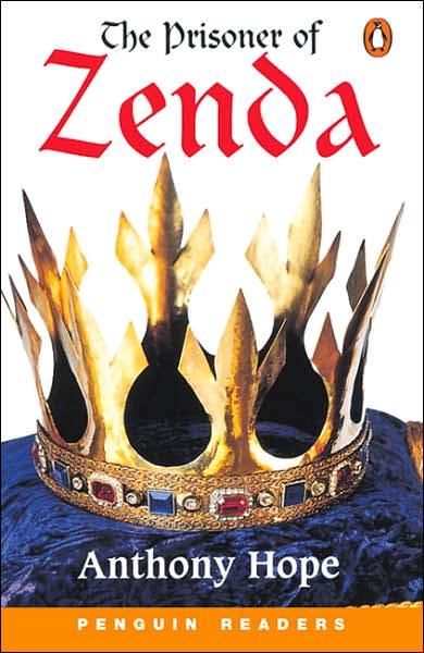Prisoner Of Zenda Book