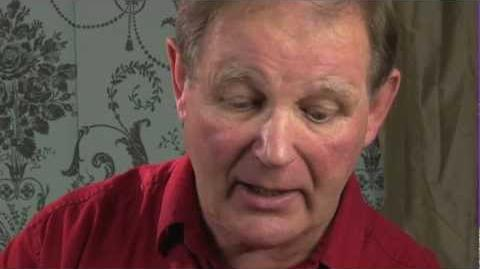 Michael Morpurgo reads from The Butterfly Lion